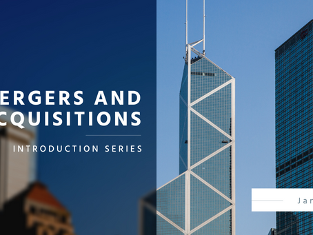 An Introduction to Mergers & Acquisitions