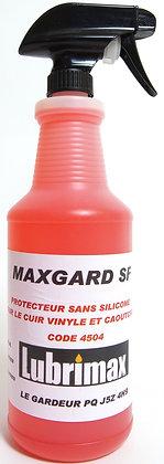 4504 - MaxGard SF lustre à pneus sans silicone