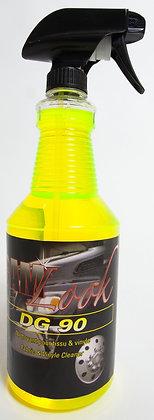 4766 - DG 90 nettoyeur pour tissus-vinyle