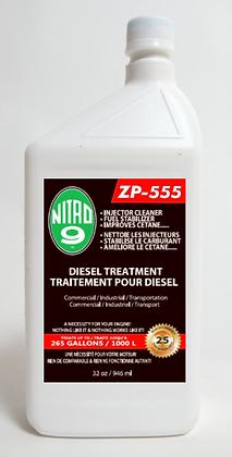 ZP-555 Pour diesel l'été jusqu'à -15°C