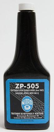 ZP-505 Pour nettoyage d'injecteurs (Véhicules légers — Essence et diesel)
