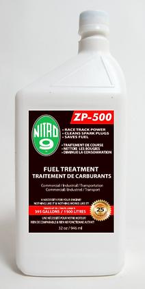ZP-500 Pour tout carburant à l'année