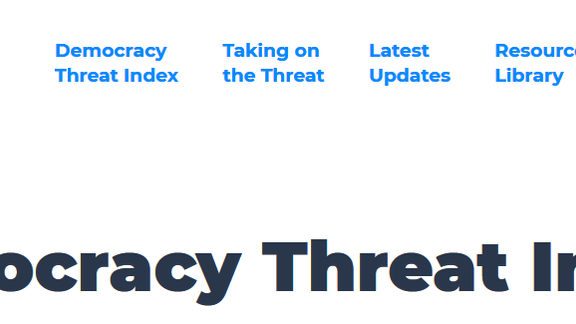 Live Democracy Threat Index
