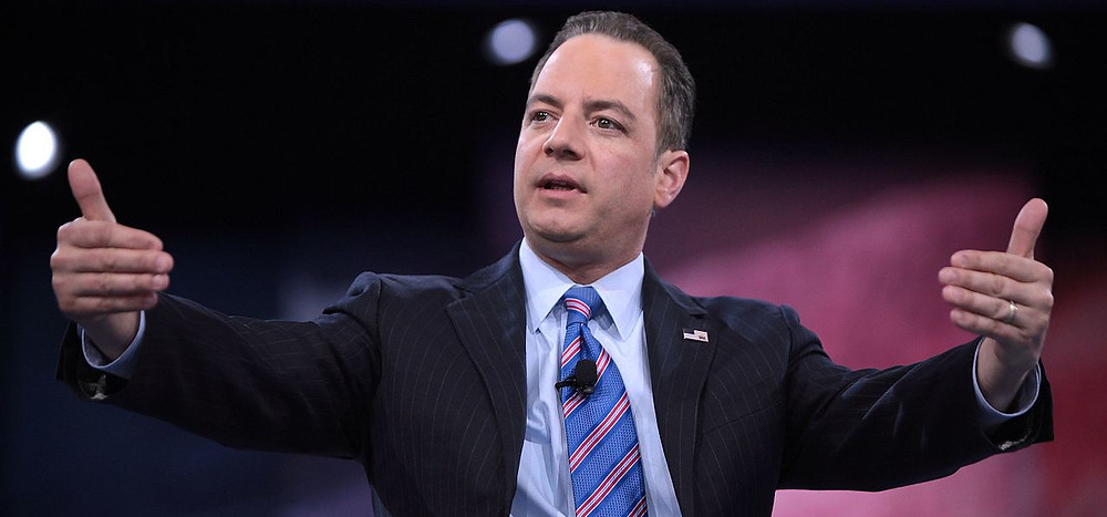 Chief of Staff Reince Priebus