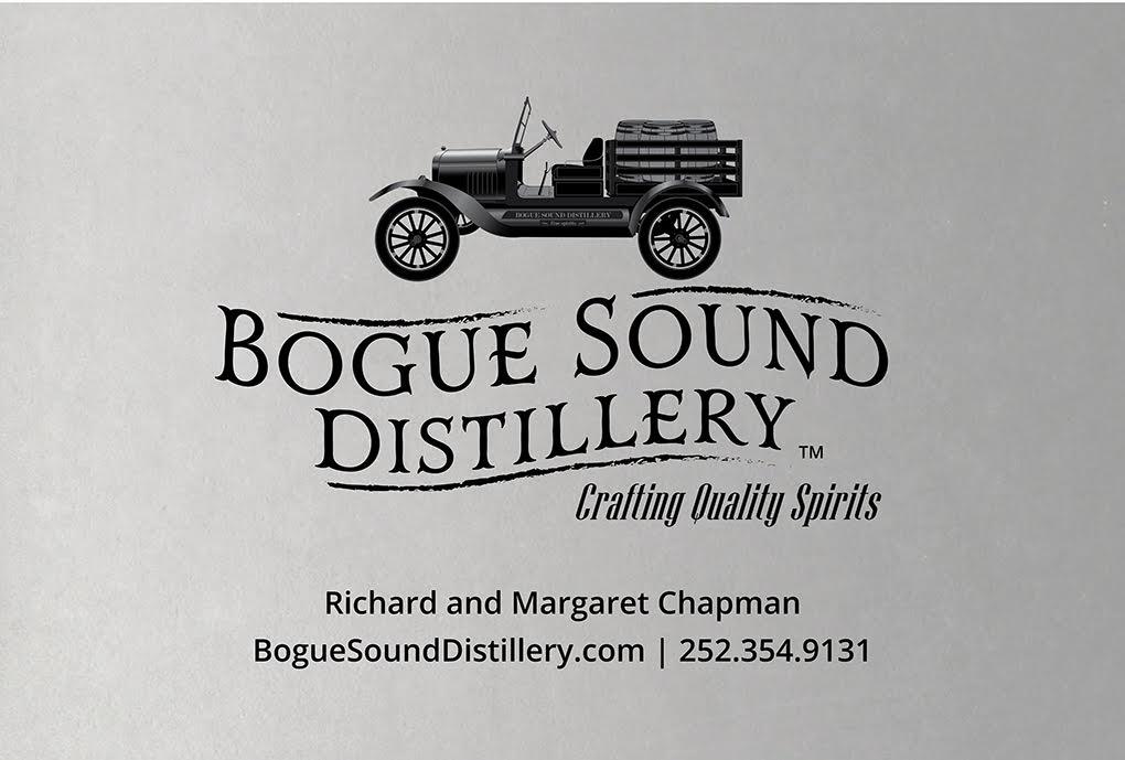 Bogue Sound Distillery logo.