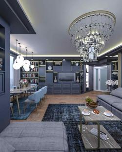 Oyakkent İstanbul İç Mimari Proje ve Dekorasyon