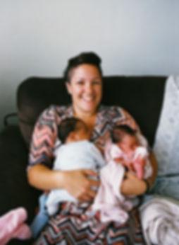 Marli Ivers provides postpartum support