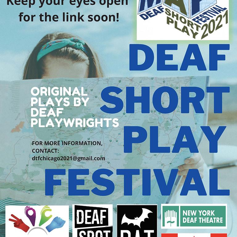 Deaf Short Play Festival 2021