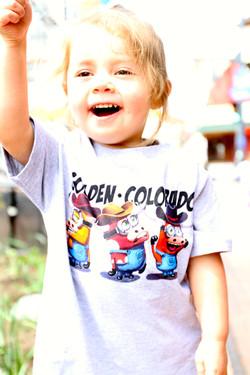 Kids Minion T-Shirt