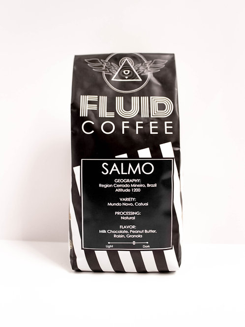 'SALMO' Brazil Whole Bean Coffee Reserve