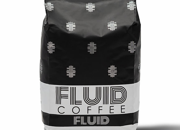 'FLUID' House Blend Whole Bean Coffee