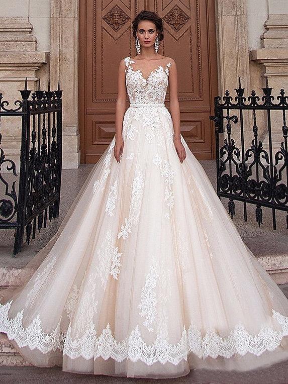 Карла свадебное платье