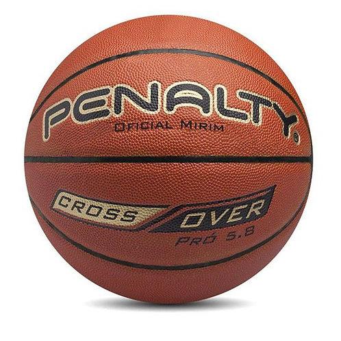 Bola Basquete Penalty 5.8 Crossover IX Oficial Mirim