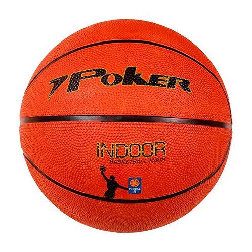Bola Poker Basket Official Mirim n.5 Indoor