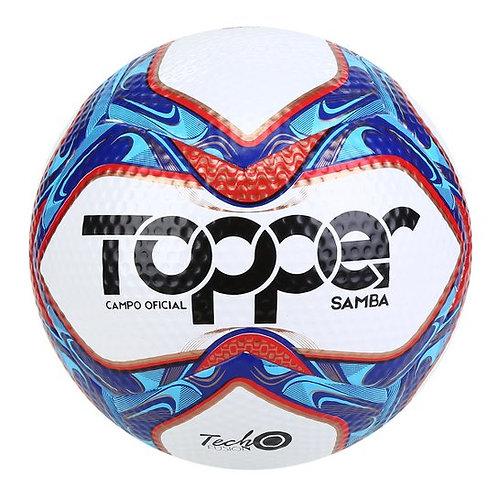 Bola de Futebol Campo Oficial Samba Tecnofusion