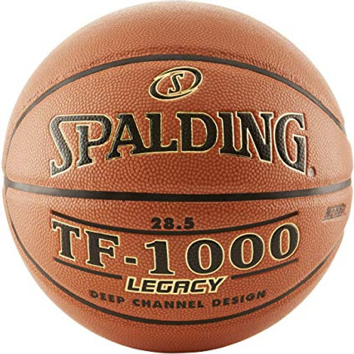 Bola Basquete Spalding TF 1000 Legacy Couro