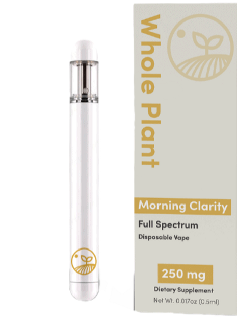 Morning Clarity Full Spectrum Vape