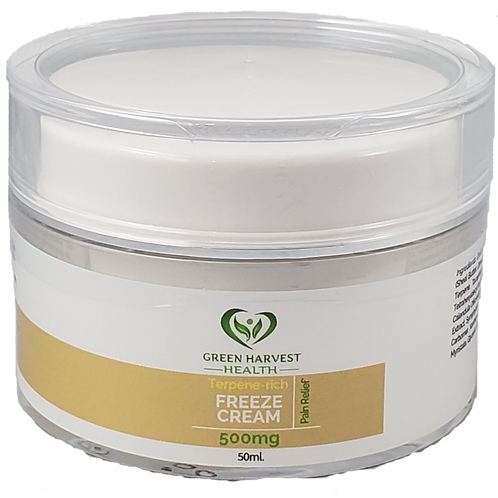 CBD Freeze Cream