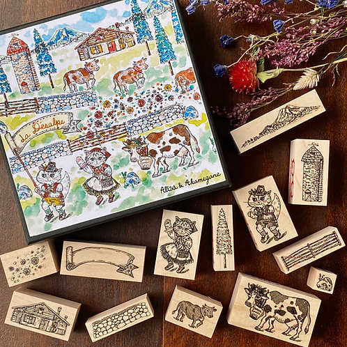 ラ デザルプ コンプリートセット・La Desalpe Complete box
