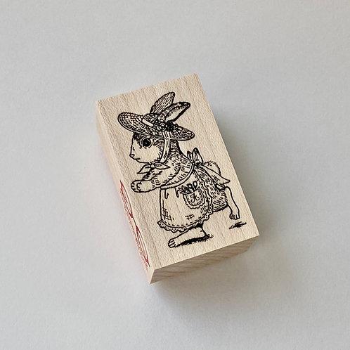Gina the Rabbit