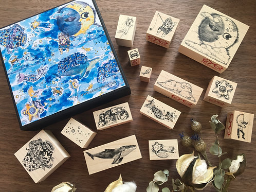 Moonlight Ocean Complete Box