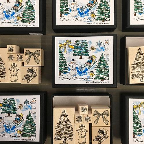 """""""Winter Wonderland""""complete box"""