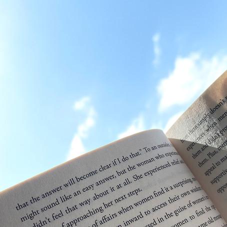 3 Bücher, damit der Sommer noch besser wird