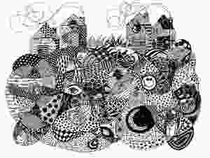 Louma El-Khoury old illustrations