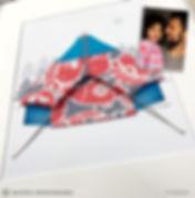 Pokidots!-Baby-keepsake_Tent_CloseUp_wPi