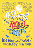 Good Night Rebel Girls - Immigrants