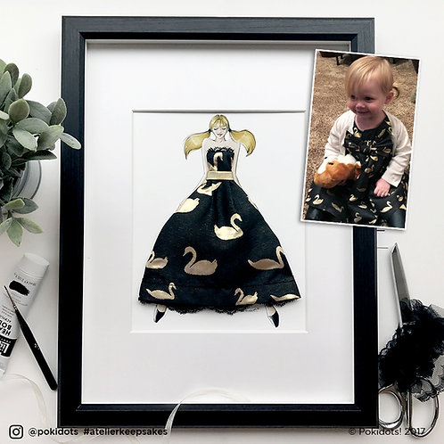 Pokidots! custom baby keepsake - Fashion