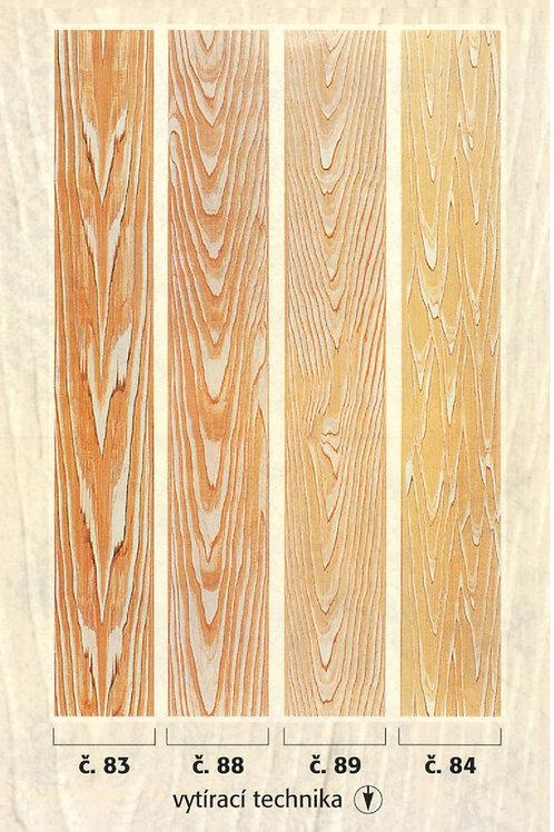 Fládrovací profi KOLÍBKY pro imitaci dřev