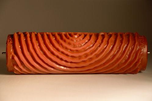 Fládrovací profi válečky pro imitaci dřev č.209 - 20cm