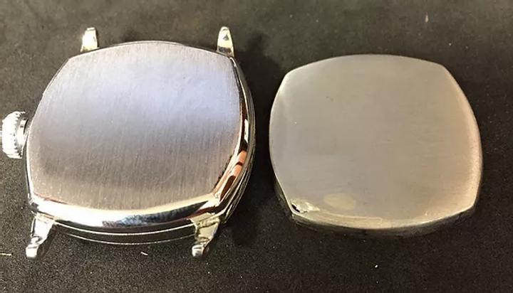replacing damaged back