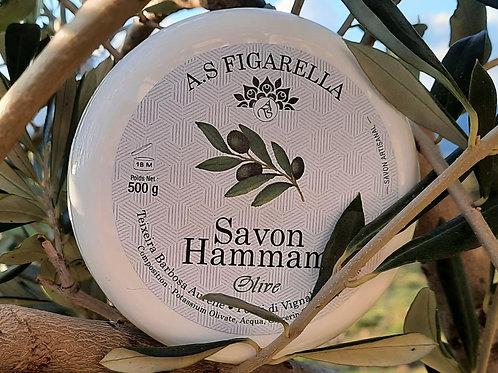 Savon Hammam olive