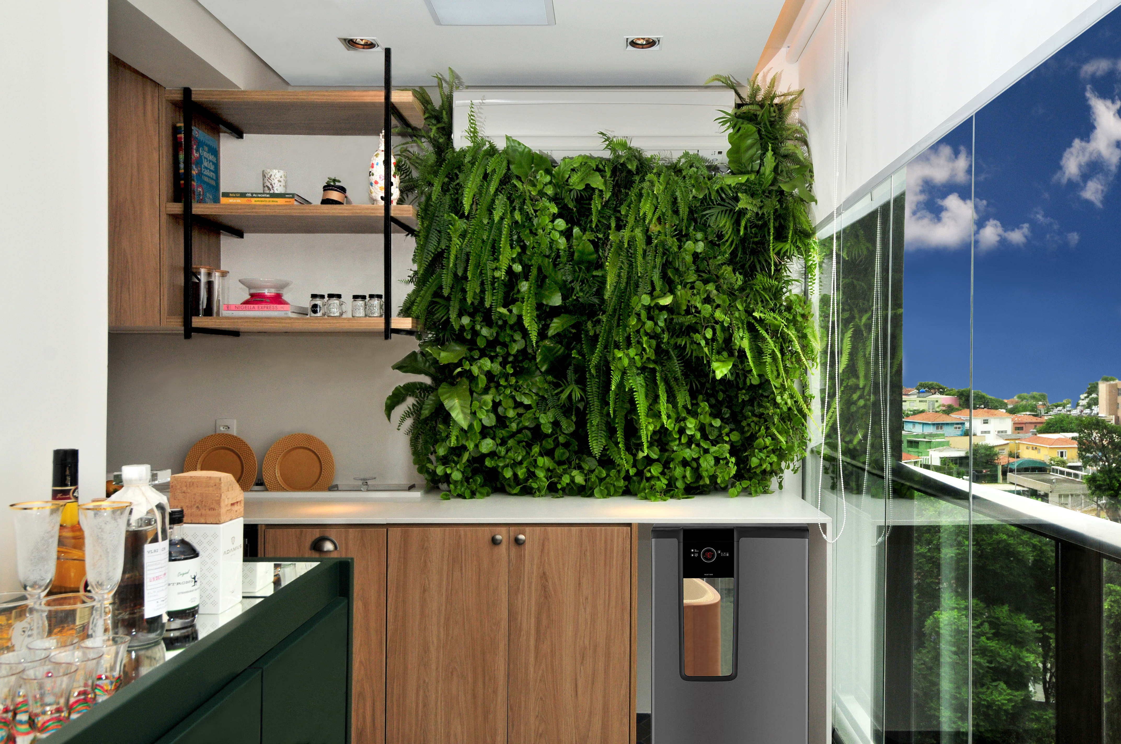 Natural Vertical Garden - interior 14