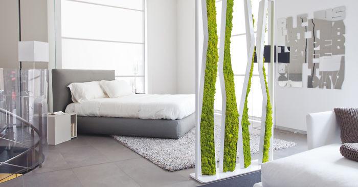 Preserved Moss interior design