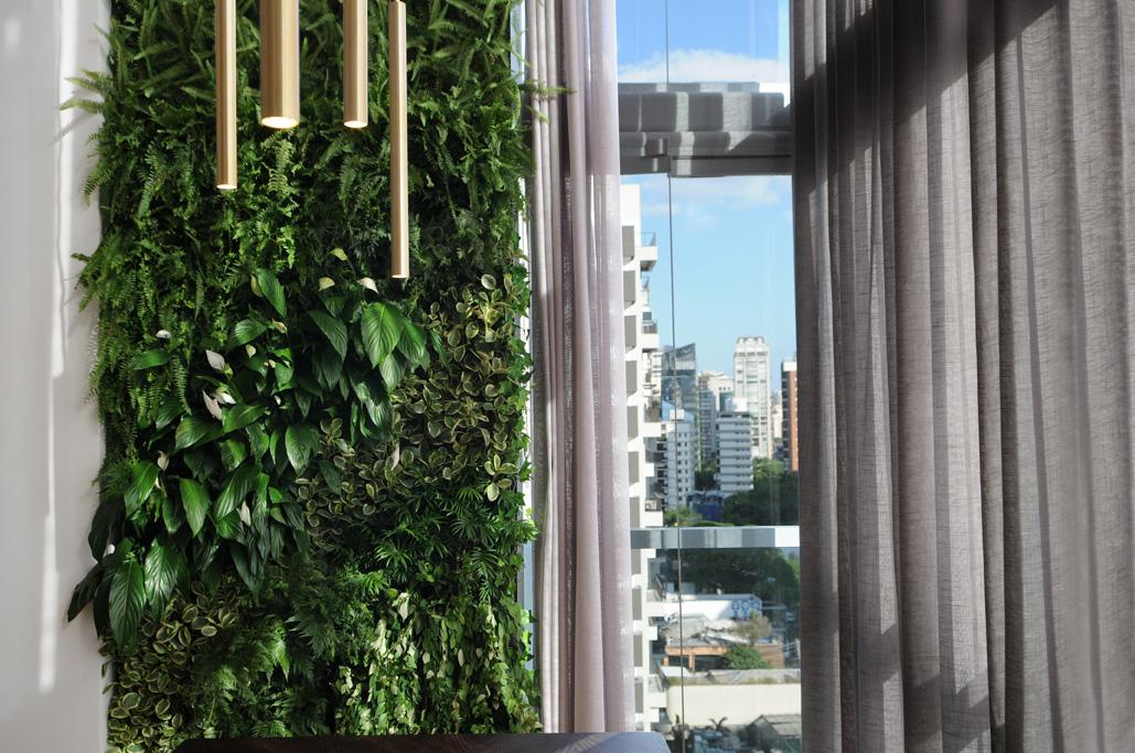 Natural Vertical Garden - interior 20