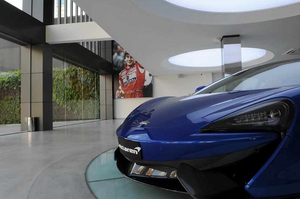 Living Wall McLaren