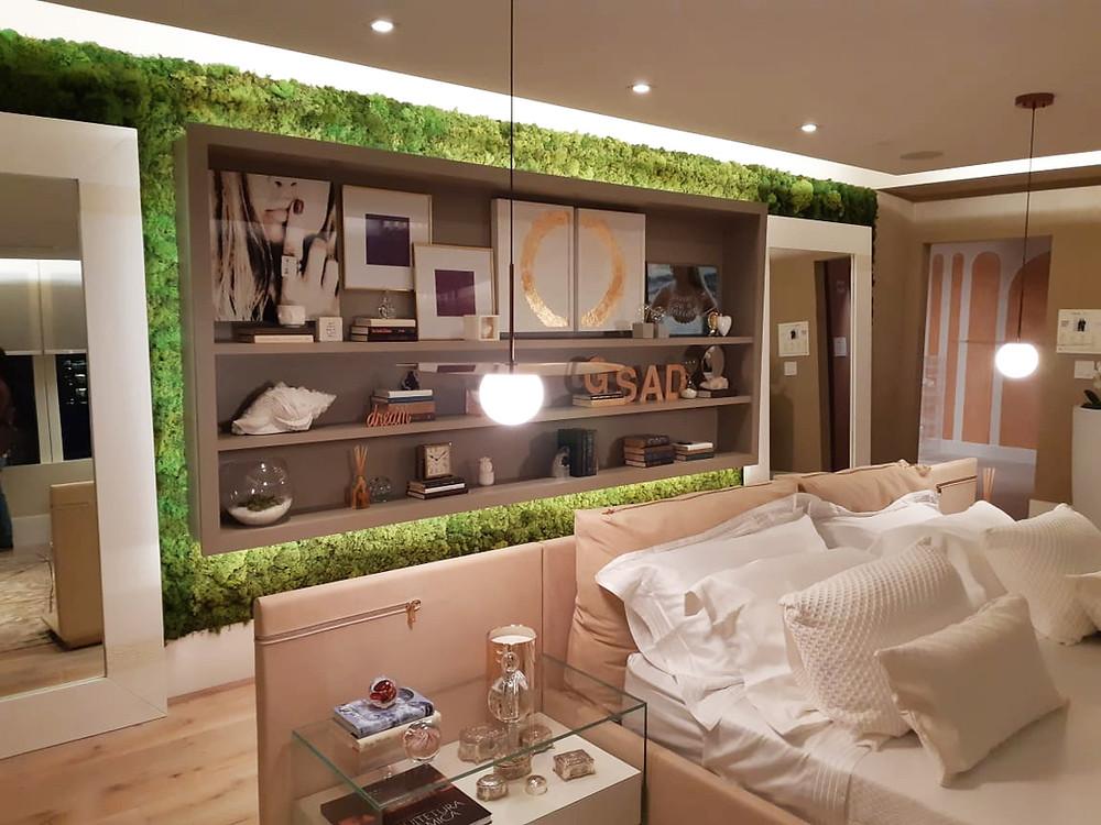 Moss Wall, Green Wall, Vertical Garden Miami