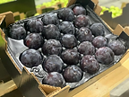 Fresh Plums Black Amber Black Star