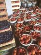 Plums & Apricots