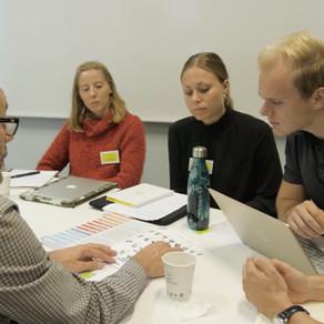 Hur går matchningsprocessen till mellan student och partnerföretag?