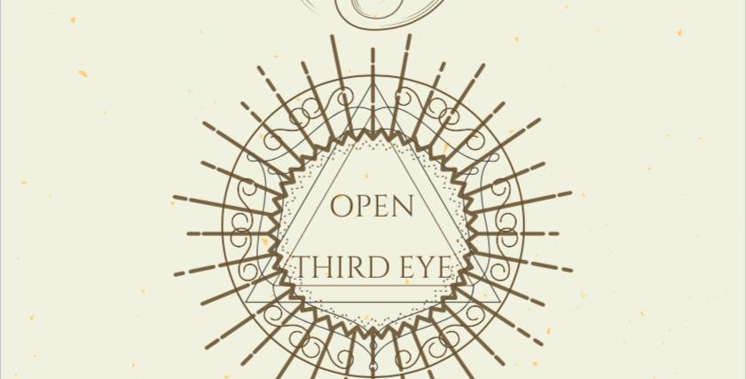 Open Third Eye