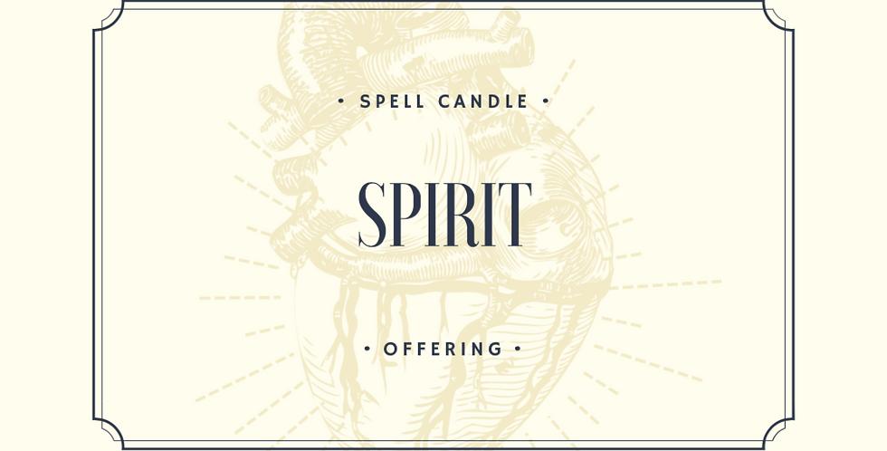 Spirit Offering
