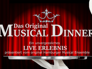 Musical Dinner- Das Original