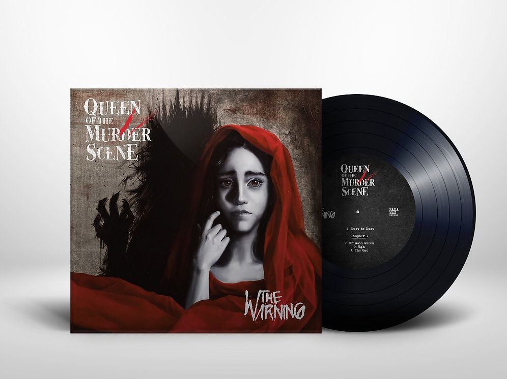 Queen of the Murder Scene Double Vinyl Limited Edition