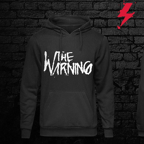 The Warning Hoodie LIMITED QUANTITIES