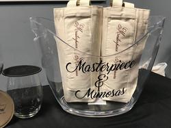 Masterpiece & Mimosas