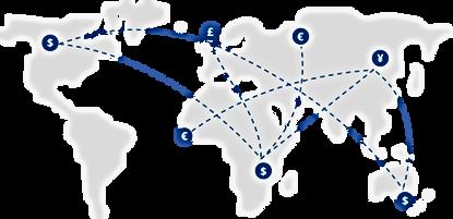Zahlungsverkehr Weltweit mit unserem Business Bankkonto